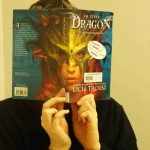 la fille dragon