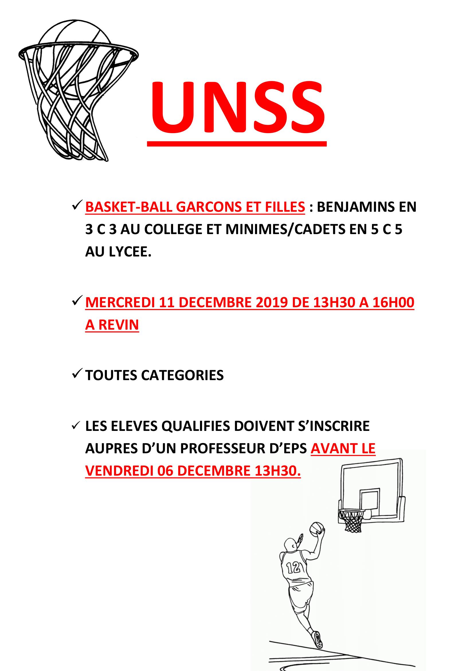 Basket-Ball Mixte