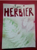 miniature herbier