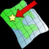 midkiffaries Ruffled Map