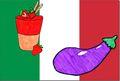 set de table italien 1 v