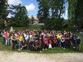 Pic nic avec les italiens à Padova v