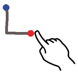 stroke number four gestureworks