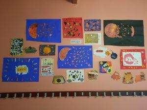 Arts Plastique Cm2 Ecole Primaire Publique Amagne