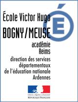 Ecole primaire publique Victor Hugo BOGNY SUR MEUSE