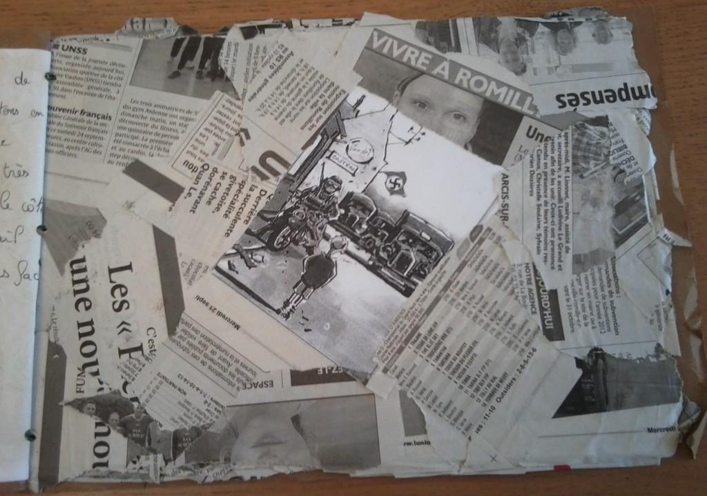 Couverture de l'album Il faut désobéir,  de Daeninckx, Didier; Pef