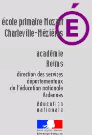 Ecole primaire publique Mozart CHARLEVILLE MEZIERES