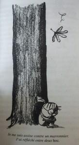 Julie arbre