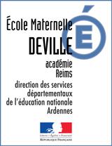Ecole maternelle publique DEVILLE