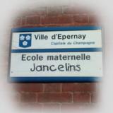Ecole maternelle publique Jancelins EPERNAY