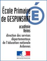 Ecole primaire publique GESPUNSART
