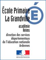 Ecole primaire publique LA GRANDVILLE