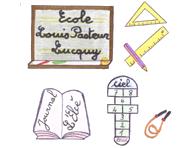 Ecole primaire publique Louis Pasteur LUCQUY