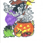 Halloween Jeanne 1