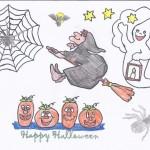 Halloween Lisa
