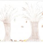 Isaline automne