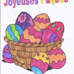 Oeufs de Pâques Jeanne