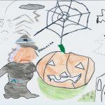 Halloween Eva