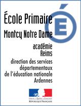 Ecole primaire publique MONTCY NOTRE DAME