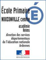 Ecole primaire publique du Centre NOUZONVILLE
