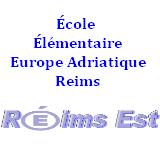 Ecole primaire publique Europe Adriatique REIMS