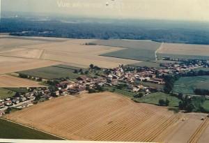 photo aérienne St Vrain