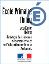 Ecole primaire publique THILAY