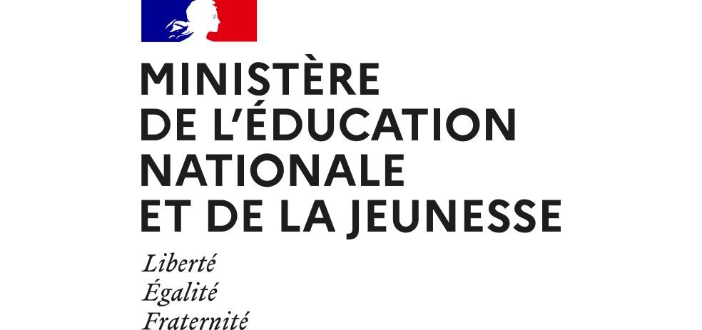 Ministère Éducation Nationale Jeunesse